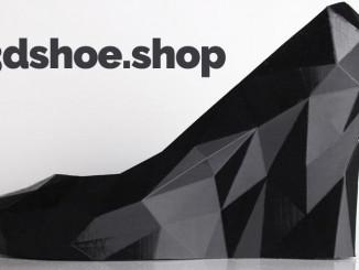3D Shoe Shop