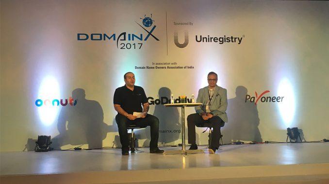 DomainX 2017 New Delhi