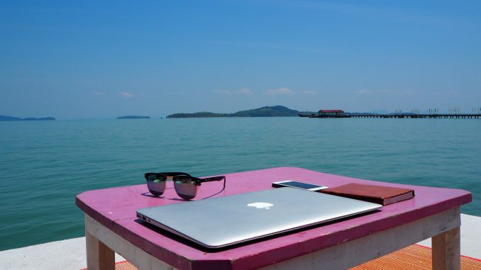 Digital Nomad Work