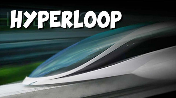 Hyperloop domains