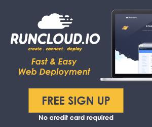 RunCloud - Free trial